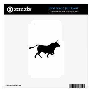 Imagen de Bull iPod Touch 4G Calcomanías