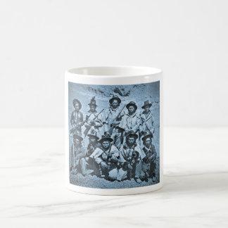 Imagen de Eadweard J. Muybridge de los indios de M Taza De Café