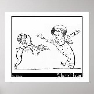Imagen de Edward Lear persona joven de Smyrna Posters