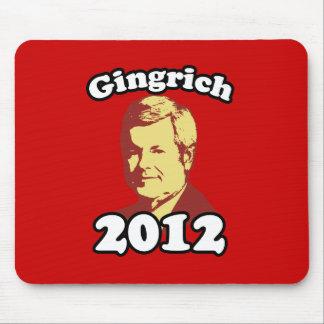 Imagen de Gingrich 2012 Tapetes De Raton