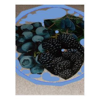 imagen de grapes.JPG para la decoración Tarjeta Postal