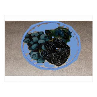 imagen de grapes.JPG para la decoración Tarjetas Postales