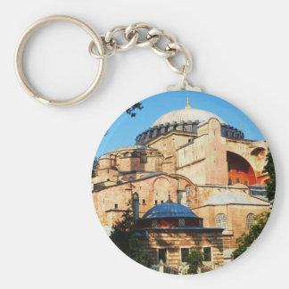 Imagen de Hagia Sophia Llavero Redondo Tipo Pin