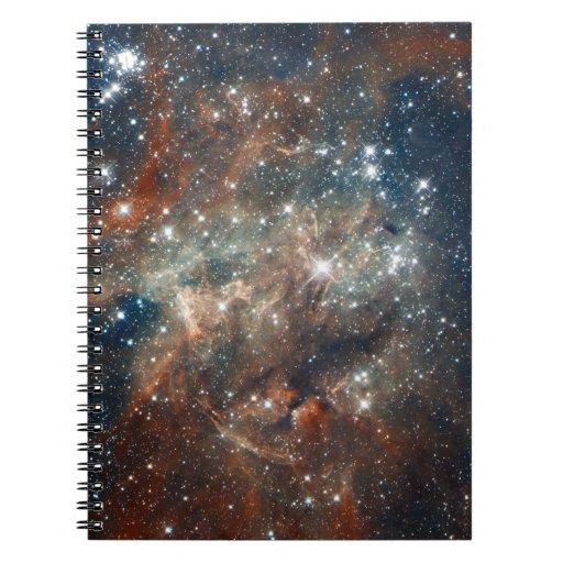 Imagen de Hubble Libretas
