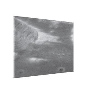 Imagen de Hubble sobrepuesta en el modelado del Impresión En Tela