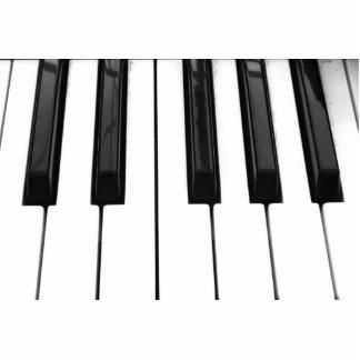 Imagen de imagen blanca negra de la llave de tecla escultura fotográfica