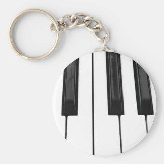 Imagen de imagen blanca negra de la llave de tecla llaveros personalizados