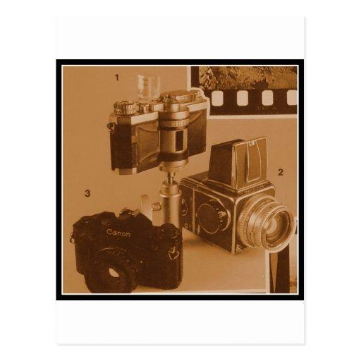 Imagen de imagen impresionante del collage de las  tarjetas postales