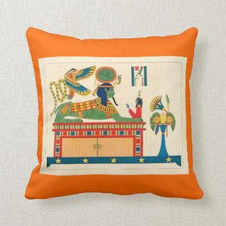 Imagen de la almohada de Egyptain Sphynx vieja