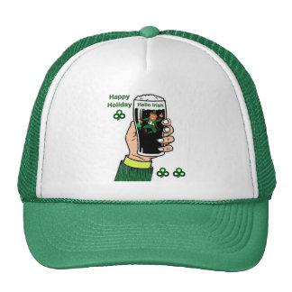 Imagen de la bebida del irlandés para el gorro