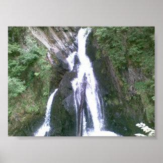 imagen de la cascada impresiones