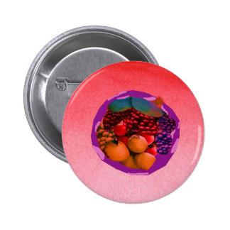imagen de la comida de gtapes3.JPG para las Pin Redondo De 2 Pulgadas
