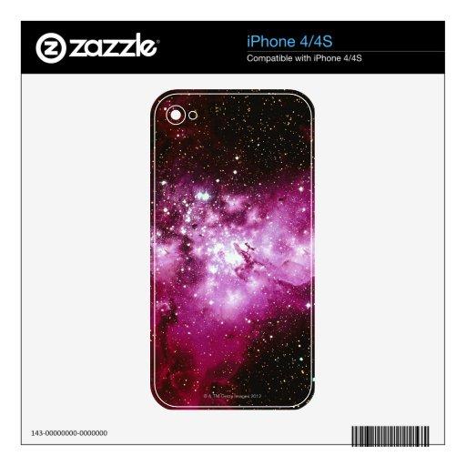 Imagen de la constelación skins para eliPhone 4