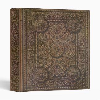 """Imagen de la cubierta de libro decorativa del carpeta 1"""""""