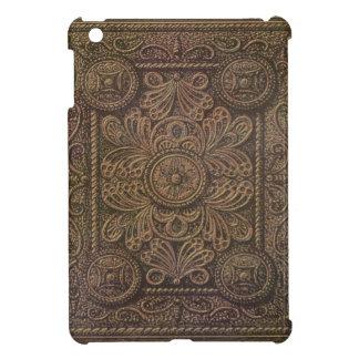 Imagen de la cubierta de libro decorativa del vint