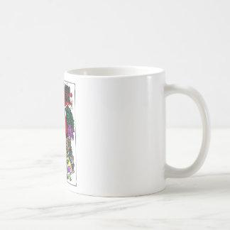 Imagen de la droga taza de café