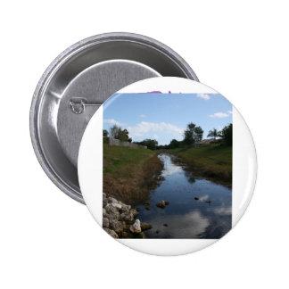 Imagen de la Florida de la casa del agua de la cer Pin Redondo 5 Cm