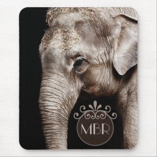 Imagen de la foto del elefante tapete de ratones