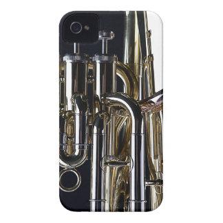 Imagen de la fotografía de la tuba Case-Mate iPhone 4 cobertura