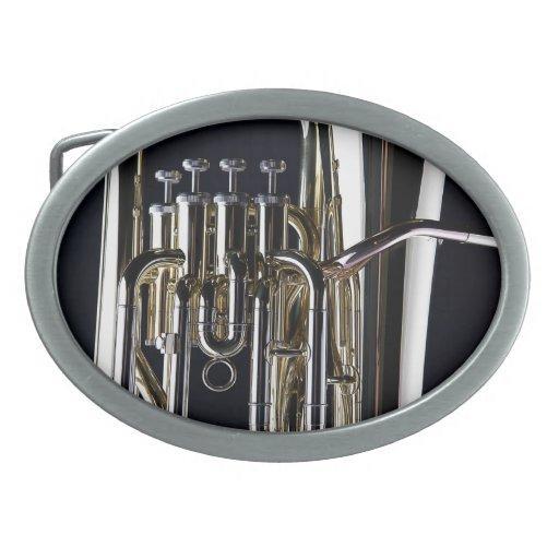 Imagen de la fotografía de la tuba hebilla cinturon