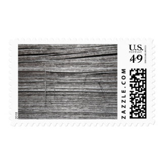 Imagen de la madera que astilla vieja franqueo