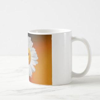 imagen de la margarita taza