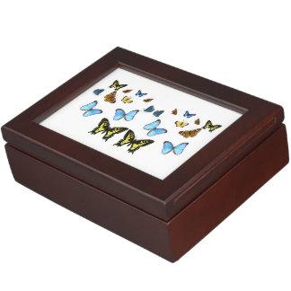 Imagen de la mariposa para el Recuerdo-Box Caja De Recuerdos