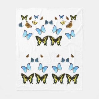 Imagen de la mariposa para la Paño-Manta Manta De Forro Polar