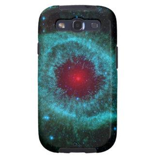 Imagen de la nebulosa de la NASA Galaxy S3 Fundas