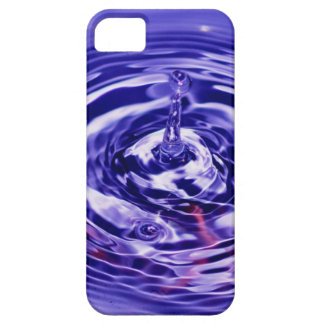 Imagen de la ondulación del agua para el teléfono iPhone 5 carcasa