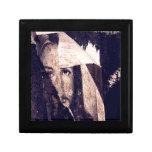 Imagen de la pintada de Jesús del Grunge