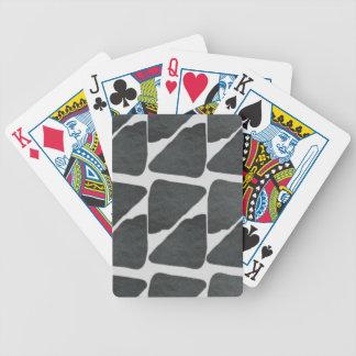 Imagen de la roca del misterio baraja cartas de poker