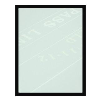 """Imagen de la tabla de las mierdas de los jugadores folleto 8.5"""" x 11"""""""