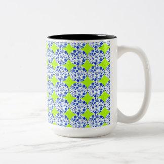Imagen de la taza de dos tonos