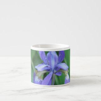 Imagen de la taza de la especialidad del iris tazas espresso
