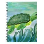 Imagen de la tortuga de mar cuadernos