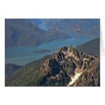 Imagen de las montañas rocosas tarjeta de felicitación