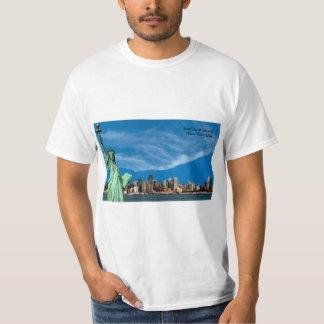 Imagen de los E.E.U.U. para la hombre-t-camisa Playera