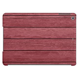Imagen de madera - caja del aire del iPad - SRF