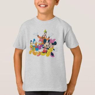 Imagen de Mickey y de los amigos el | perfecta Playera