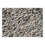 Imagen de pequeñas piedras invitación 12,7 x 17,8 cm