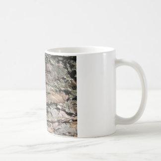 Imagen de piedra de la textura taza clásica