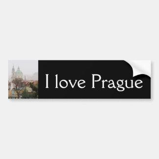 Imagen de Praga Pegatina Para Auto