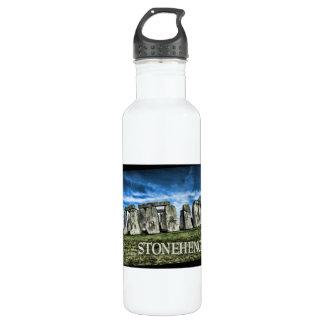 Imagen de Stonehenge con el subtítulo Stonehenge