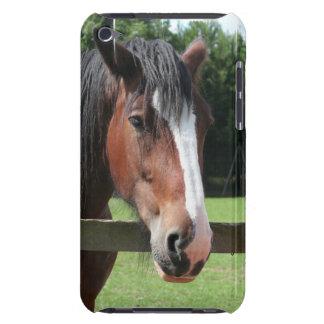 Imagen de un caso de iTouch del caballo del cuarto Case-Mate iPod Touch Carcasa