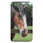 Imagen de un caso de iTouch del caballo del cuarto iPod Case-Mate Cárcasas