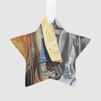 Imagen de una bota de vaquero