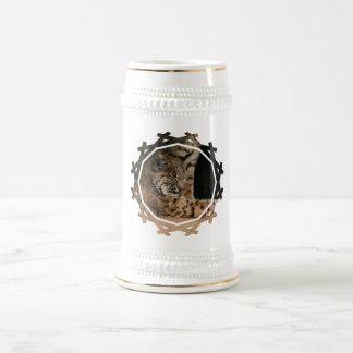 Imagen de una cerveza Stein del lince Jarra De Cerveza