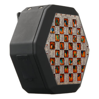 Imagen decorativa el patrón para Boombot-REX-Negro Altavoces Bluetooth Negros Boombot REX