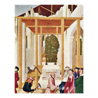 Imagen del ala del Leopold-Altar: El edificio Flyer Personalizado